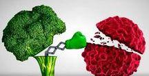 Gesunde Lebensmittel / Gesunde Lebensmittel ist eine Pinnwand auf der Artikel zum  Thema Lebensmittel mit hohem gesundheitlichem Wert des Blogs www.heilungsberichte.de geteilt werden. Der Fokus liegt auf der gesundheitlichen Wirksamkeit bei bestimmten Krankheiten und Beschwerden. Die Inhalts-und Wirkstoffe werden genauso behandelt, wie die Anwendungsmöglichkeiten, die Beschaffung und der Nährstoffgehalt. Viel spaß beim stöbern und repinnen!