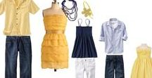 Spring/Summer Clothes Inspiration for Your Family Photo Session
