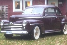 Ford Coupe 1946-1948
