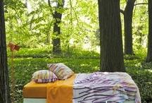 Fantasie a letto / Stile, colori, allegria e fantasia per il tuo letto.
