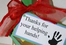Volunteer Appreciation Gift Ideas / Find the perfect way to show volunteers your appreciation for the countless things they do for your school!