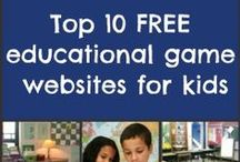 Homework Helpers / Ideas, fun activities, and teaching hints to help your child learn while at home