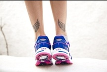Inked  / Lady Runners Tattoos