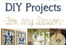 Mandy's Home Projects
