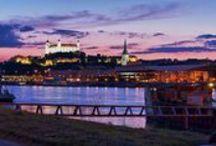 Bratislava Cityscapes