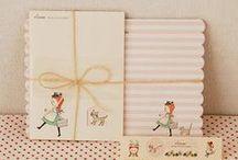 Letter Set / by Bia Alkimin