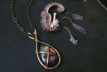 gorimbaud designs / a board of creations from our etsy shop - witchy handmade jewelry, art and magical goods. http://etsy.com/shop/gorimbaud