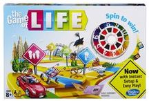 Games / These board games are available through Whose Turn Now-