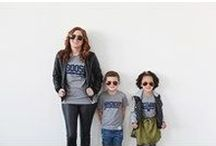 Shops we love--Family life / Shop small! Our favorite handmade shops for family clothing, fashion, and accessories.