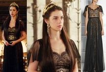Reign outfits