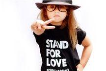 #kidsforchange Social Change Shirts
