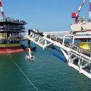 Off shore pipeline maintenance (Caspian Sea, Kazakhstan, 2015)