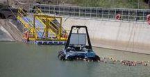 Gold Mine Tailing dredging (Turkey, 2014)