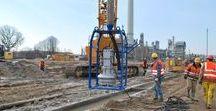 Pumping bentonite (Germany, 2009)