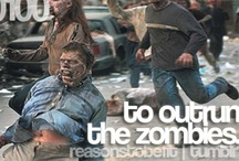 Zombie Apocalypse / Weight loss and fitness information and inspiration. When the zombies come, I want to live.  / by Erin Gasaway