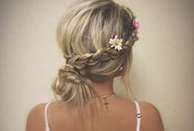 Hairstyles  / by Savannah Moody