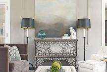 Living rooms / by Brooke Cavitt Howald