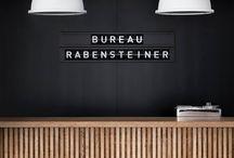black : modern interiors / brilliant uses of black in home decor, furniture and textile design.