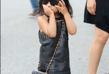 Mini fashionistas / Little people with better style than than big people.  / by Keri Pfeiffer