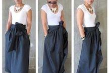 My Wrap Comfy Style / Love wrap shirts and dresses. Nothing like long slacks...