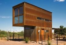 Alternative / Eco Dwellings / by Michael McColl