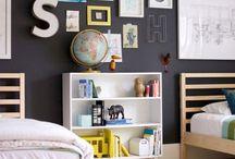 { e's big boy room } / toddler room ideas / by Cherilyn Wininger