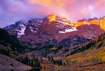 Natural Beauty in Colorado / View the natural beauty of Colorado national parks, monuments and geological marvels. / by Visit Colorado