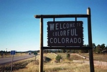"Welcome to Colorful Colorado / People love taking pictures at the ""Welcome to Colorful Colorado"" sign and we will share them here. / by Visit Colorado"