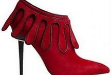They Heel / There is nothing like a great pair of heels. They make you feel tall and ready for the world.