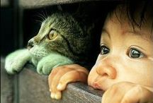 Imágenes Dulces / FOTOGRAFÍAS de #animales #niños #olores #sabores DULCES / by Sara Rivas López