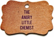 The Angry Little Chemist / My attempt at bloggery...