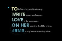 To write love on her arms... / All things TWLOHA related that I think are awesome times infinity.