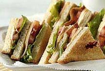 Recipes - Sandwiches, Wraps, Etc...
