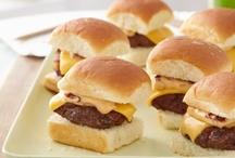 Recipes - Burgers