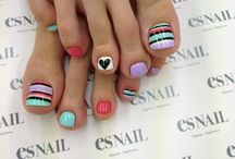Nailed Art / Today nail art has taken on a new dimension. Nail technicians are artists and some of the things they are coming up with are innovative and gorgeous...I tip my hat to them. / by LATJ