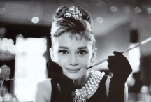 Only Audrey / Ever since I can remember I have loved Audrey Hepburn.  Breakfast at Tiffany's if my all time favorite movie. She was a beautiful, graceful &  enchanting woman who wasn't just a beatutiful actress but a giver in life, a wonderful person & great humanitarian & philanthrophist. I think she was simply devine. I wear pearls each and everyday even if I am wearning jeans and a t-shrirt and TRY to remain a lady at all times She was sexy, yet classy & reminded women to be a women first at all times. 