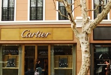 C= Cartier / Cartier is the ultimate designer of jewels. They understand high end, gorgeous, spectacular, fantabulous jewels. Cartier is my favorite jeweler / by LATJ