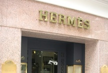 Hot, Hot Hermes / Hermes is #3 on my designer line.  They are uber chic and anyone can wear them and look absolutely fabulous / by LATJ