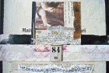 my portfolio-mixed media works on board / thanks for pinning my work, you can always follow me at my blog, La Dolce Vita http://www.caterinagiglio.blogspot.com
