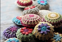 Knit One, Crochet One.. / by Thea Burras