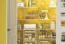 Organizing the Kitchen / by Erin Gasaway