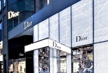 "J'Adore Dior / Christain Dior is a brand that says ""beauty and grace"".  His styles are timeless and there is nothing he has not done.  The word ""Dior"" is synonymous wit quality and the best of the best.  My hat is tipped to this man of high fashion. / by LATJ"