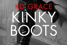 Kinky Boots / Mischief novella coming out 27th January