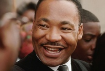 Candid King / Photos of Dr. Martin Luther King Jr.