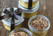 Mason Jar Goodies / Cute stuff. / by Kate Chidester
