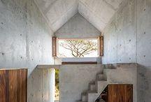 modern minimalism / classically modern design, minimally appointed interiors