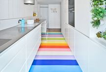 punchy : bold contemporary interiors / bright, bold and punchy interior design and home decor ideas