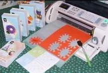 Cricut Stuff / by Kate Chidester