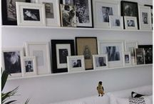 Photo Display Ideas! / Sharing the important people in my life... / by Kate Chidester