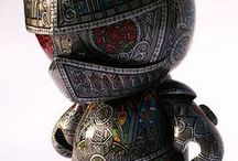 Munny.. / by Thea Burras